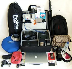 Equipment for US Trip