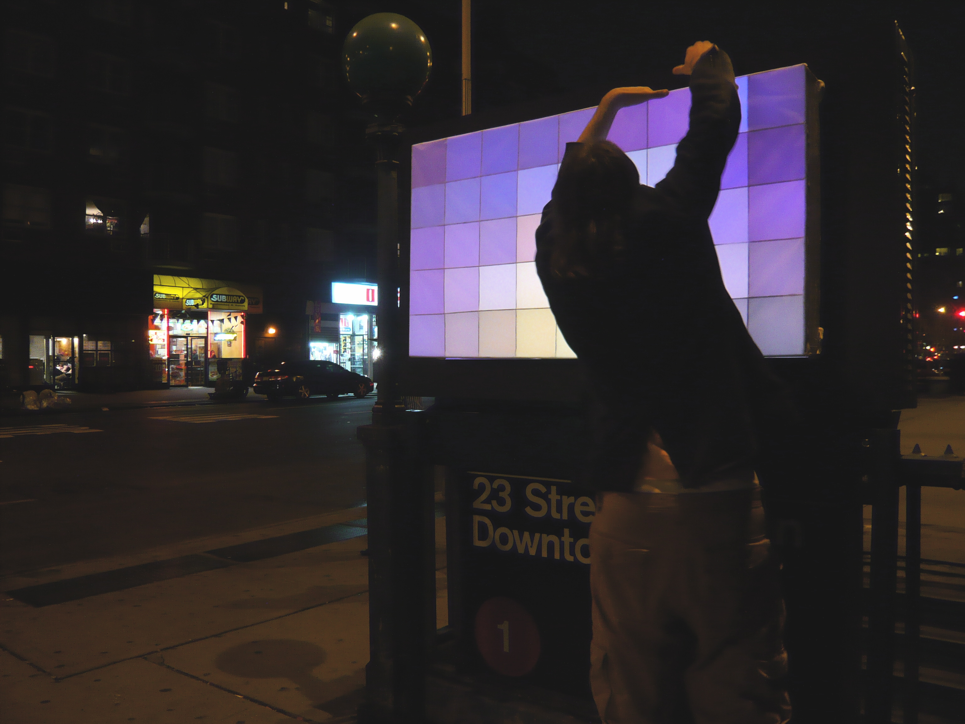 installing the pixelator