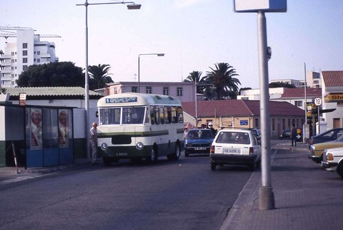 Gibraltar Local Bus, 1987