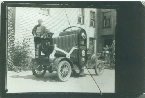 Daigneault's Camera Car