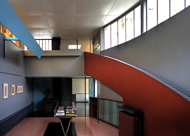 Le corbusier a gallery on flickr - Villa la roche corbusier ...