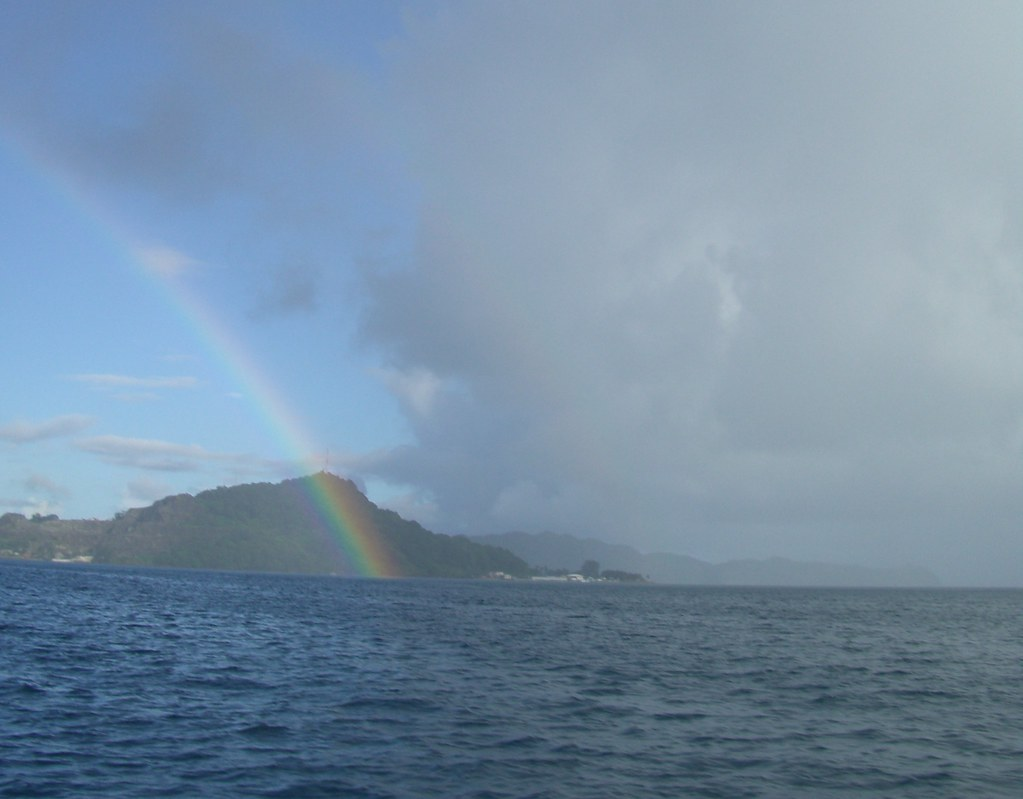 Rainbow's End, Palau