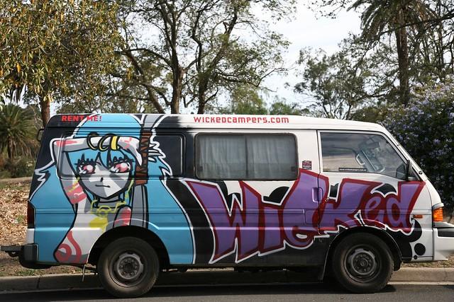 Australia by Campervan - Flickr CC ssandars