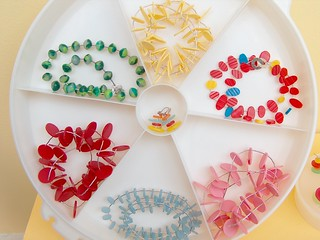 Tupperware Jewellery