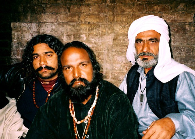 The Punjabi people, Indo-Aryan ethno-linguistic group of