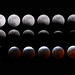 Lunar Eclipse Composite by IAmKatM