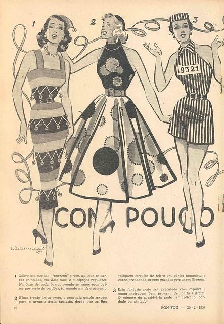 Fon Fon, No. 2446, 20 February 1954 - 5