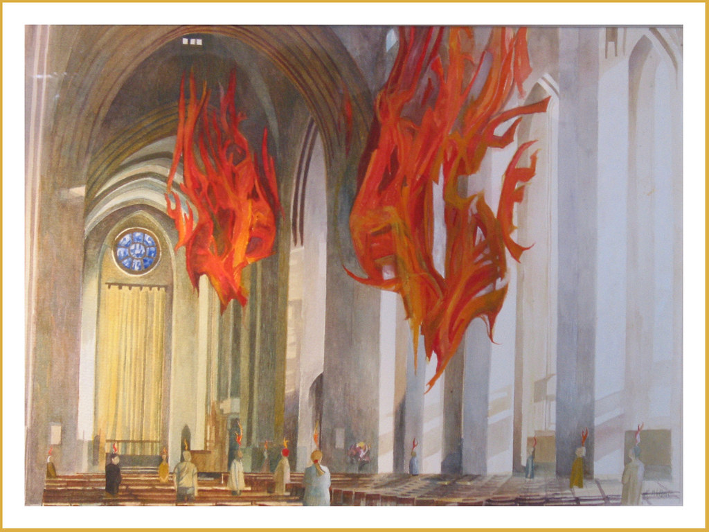 Kate Wilson, Guildford Cathedral, Surrey