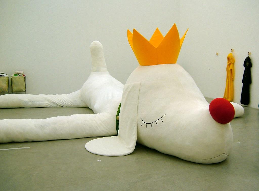 Pup King - Yoshitomo Nara + graf