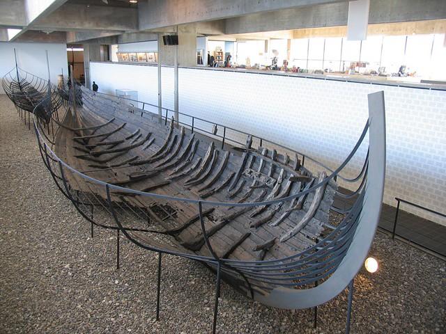 Roskilde Vikingeskibsmuseet