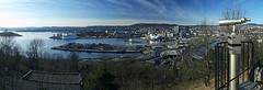 Oslo centre from Ekeberg