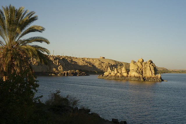 View from Philae Temple