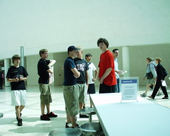 British Museum visit - August 2005