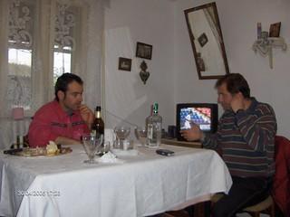 De paste la Iezeru 2005