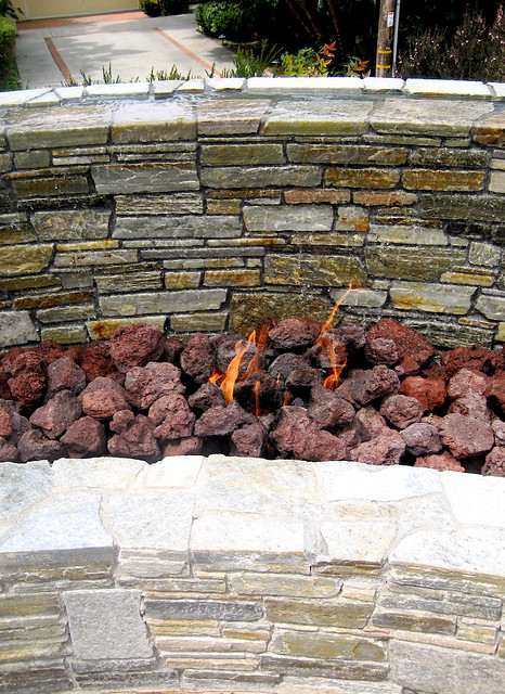 Fire Pit Waterfall Flickr Photo Sharing