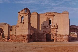 Ruined Church, Peru
