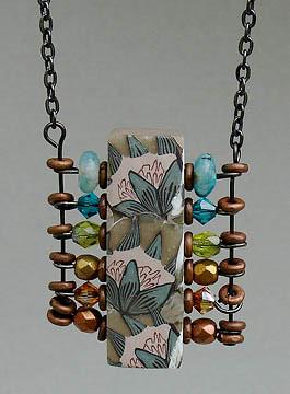 Baxters Jewellers William Morris Pendants
