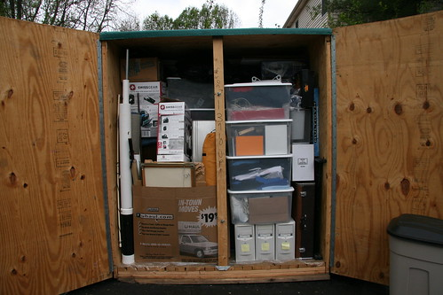 Guide to Using a Storage Container when Moving