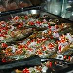 Marinated Fish - Krabi, Thailand