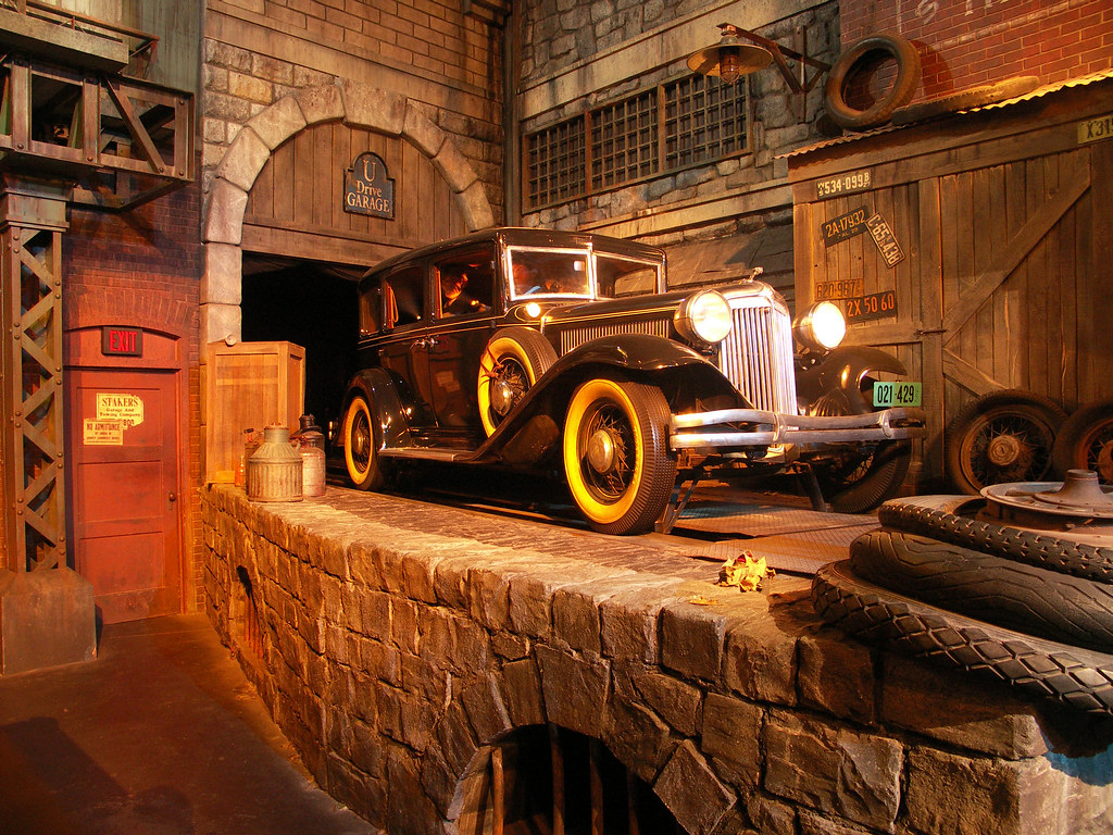 The Great Movie Ride C Disney Mgm Studios Walt Disney World Orlando