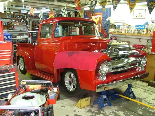 harley-davidson truck