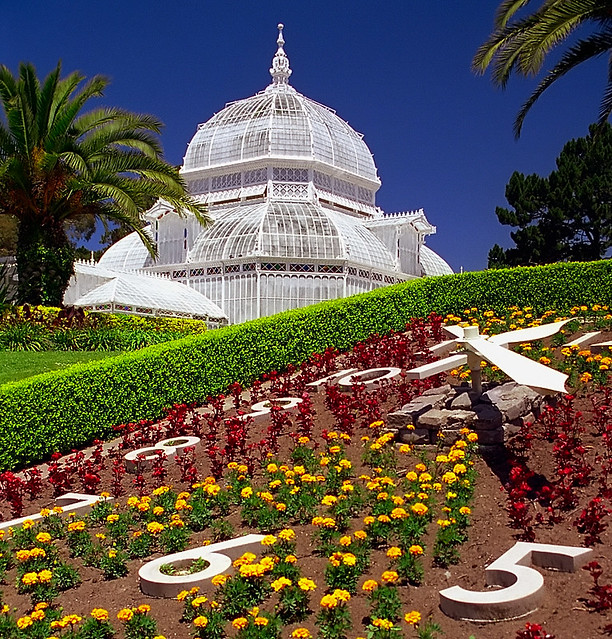 Golden Gate Park by CC user the-o on Flickr
