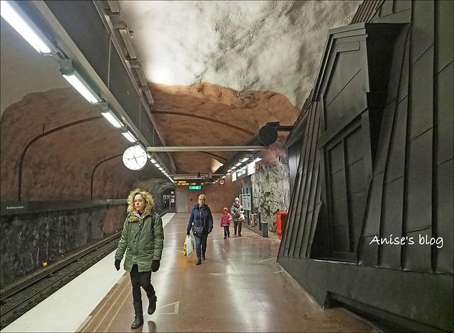 斯德哥爾摩藝術地鐵047