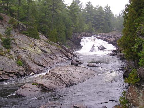 ontario canada waterfall provincialpark chutes