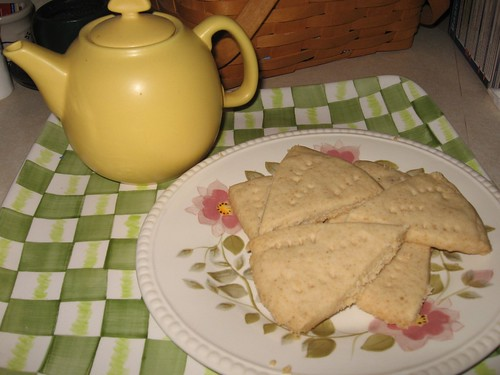 Tea & Shortbread