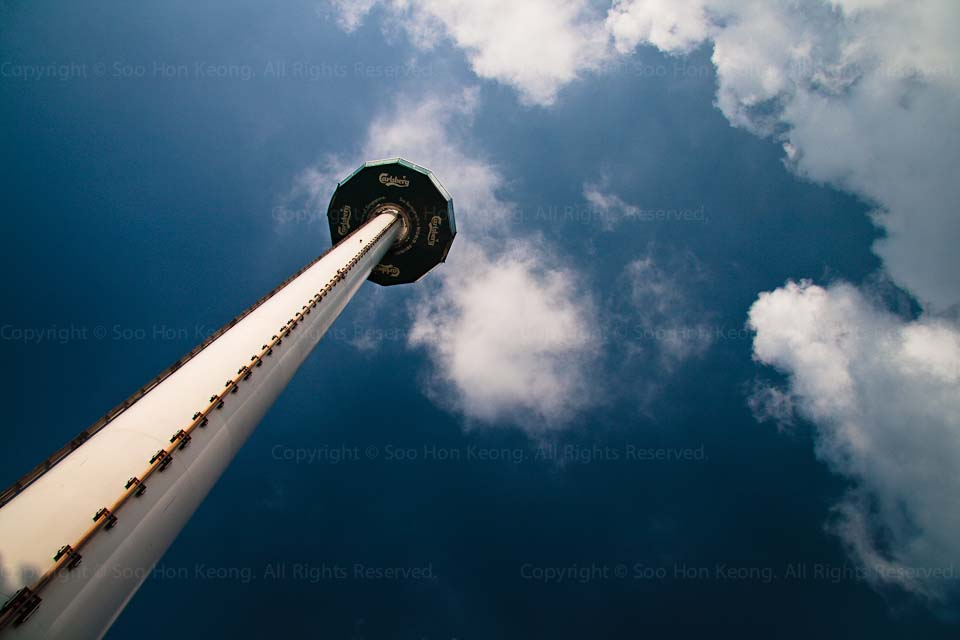 Sky Tower @ Sentosa Singapore
