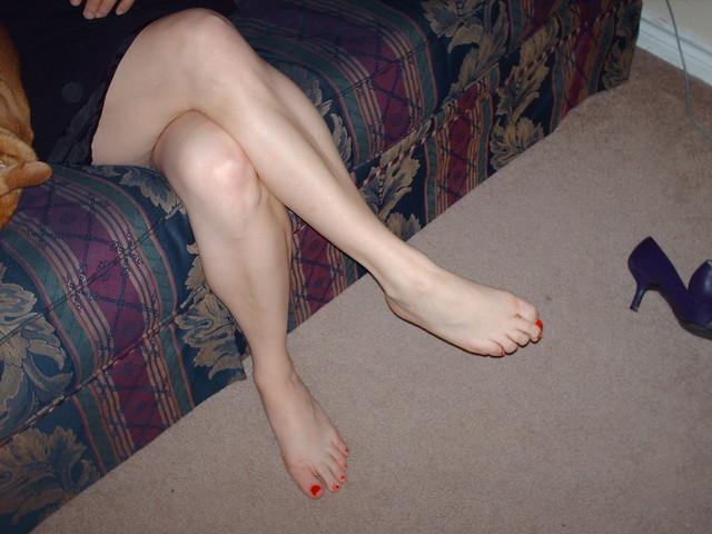 Leg Closeup 20