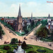 Thomas Circle 1907 by Ronnie R