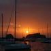 St Barts Sunset by lrsmethurst