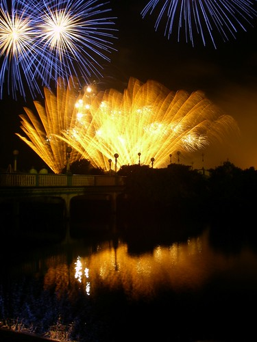 Southport Fireworks Competition