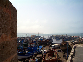 Moroccan Harbour