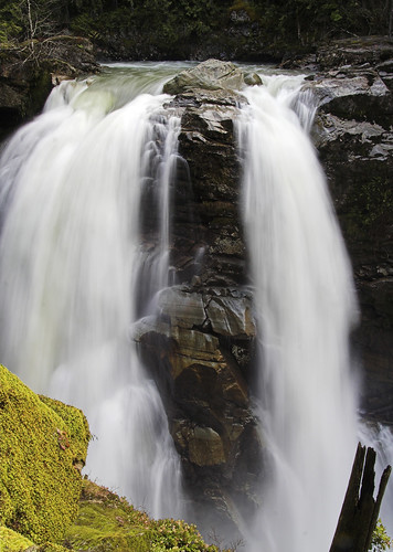 river washington mt baker falls waterfalls waterblur nooksack flickrsbest mar071701