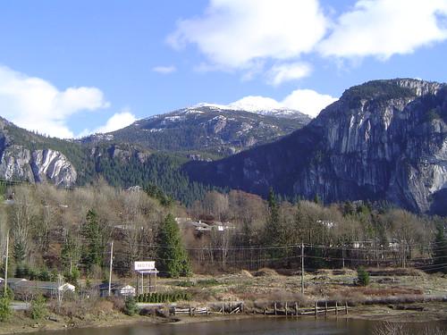 whistler rock climbing
