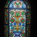 stained glass mosque window