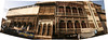 Panoramic view of Old Buildings, Peshawar City