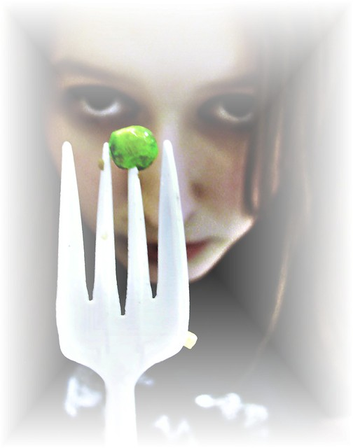 It's Time To Eat Your Peas