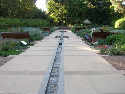 SA Water Garden design
