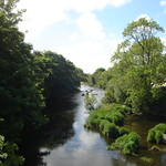 River at Newcastle Emlyn 2