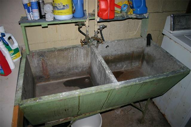 Soapstone Laundry Sink : Utility Sink Flickr - Photo Sharing!
