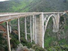 beam bridge, arch bridge, bridge,
