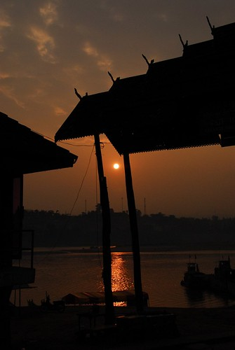 sunrise river geotagged thailand mekong chiangkong 4292 geo:lat=202755 geo:lon=100405666666667