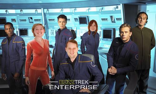 BUZZ TREK Enterprise
