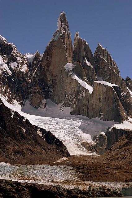 Cerro Torre - Los Glaciares National Park - Patagonia - Argentina