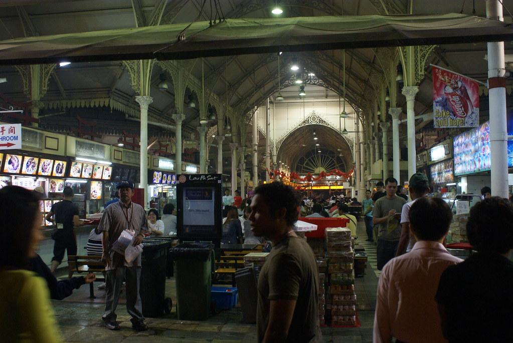 Singapore Foodcourt