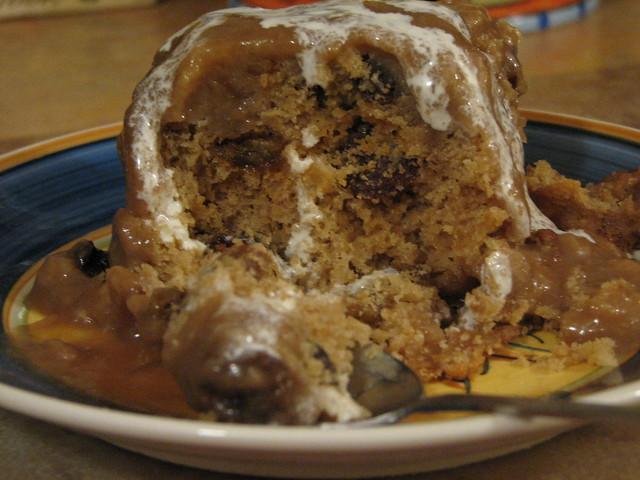 Nigella S Sticky Ginger Cake