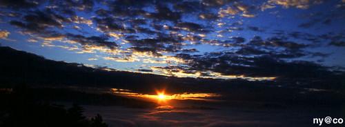 sunset italy italia sanmarino luce